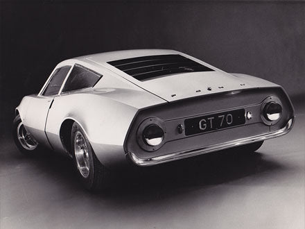 1969 Ford GT70