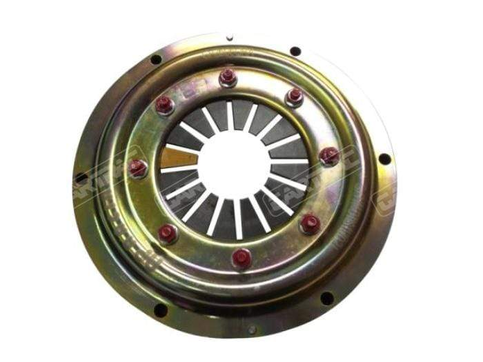 AP AP Racing 184mm Clutch: Twin Plate, Steel Cover CP2606ORA