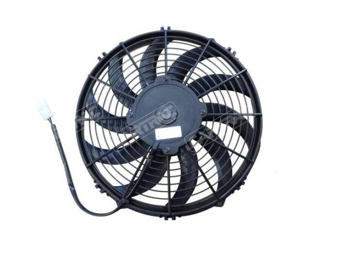 "Comex 12"" 12V DC Slimline Suction/Pull Fan"