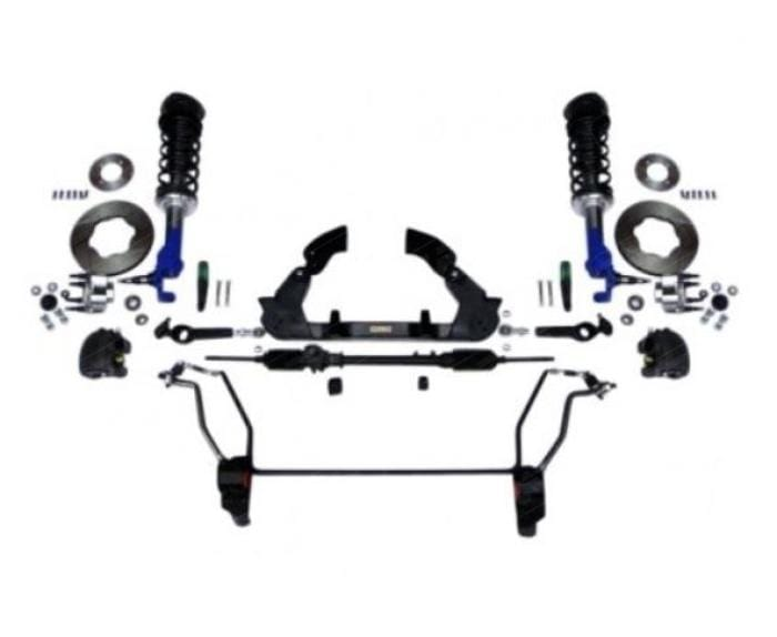 Gartrac Escort Mk1 Front Suspension Kit