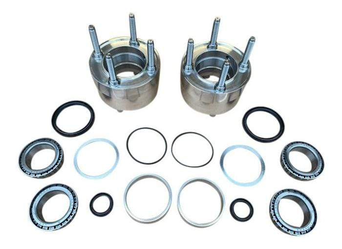 Gartrac Gartrac Escort Mk1 & Mk2 Group 4 Rear Hub Kit, Fully Floating Metric Studs