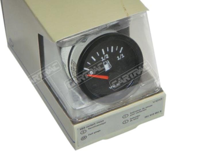 Gartrac VDO Vision Fuel Level Gauge