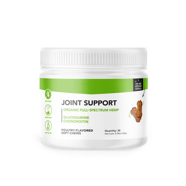 Mobility Support Hemp Soft Chews Free Shipping