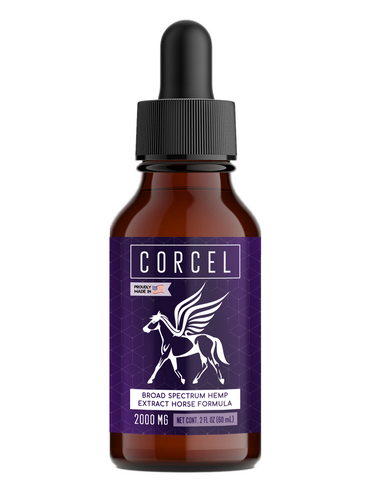 Corcel Hemp Oil Horse Formula 6000mg