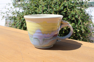 Yellow-Blue Mug