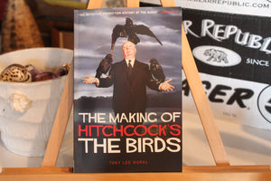 "Signed Original by Tippi Hedren ""The Making of Hitchcock's The Birds"" Book"