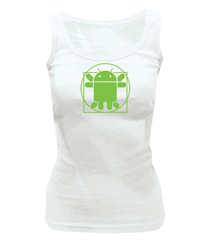 Android Vitruvio Tank Top