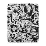 RRoot Sherpa Fleece Blanket - The Present (Vikings)