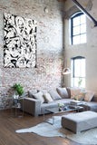 The Life - Abstract Art | Print on Canvas | Contemporary Wall Art