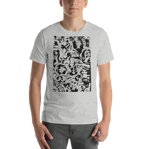 Short-Sleeve Unisex T-Shirt - The Present Design