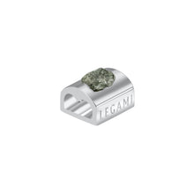 Load image into Gallery viewer, Charms - Sterling Silver Set with 1ct. Uncut Diamond