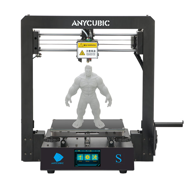 ANYCUBIC Mega-S 3D Printer I3 Mega Facesheild Large Plus Size Full Metal TFT Touch Screen 3D Drucker