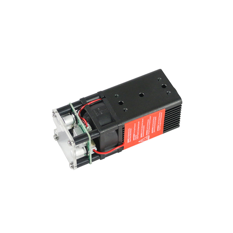 ORTUR LU2 3W/7W/15w/20w Replaceable Laser Module Variable Focus PWM Mode for Desktop Laser Engraving Machine