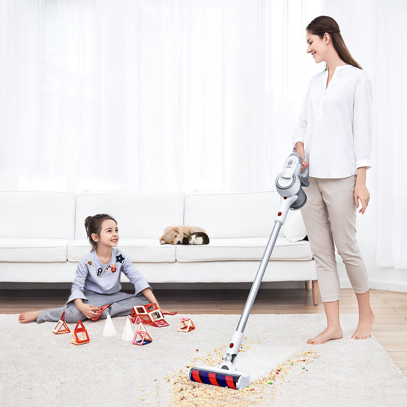 JIMMY JV53 425W Handheld Cordless Vacuum Cleaner with HEPA Filter 125AW 20KPa Super Suction