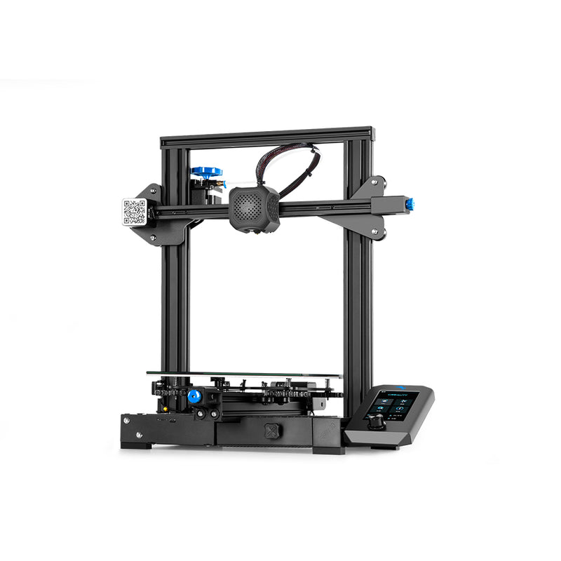 Creality Ender-3 V2 High Precision 3D Printer with 220 X 220 X 250mm Printing Size UI Display Mute Upgraded Version