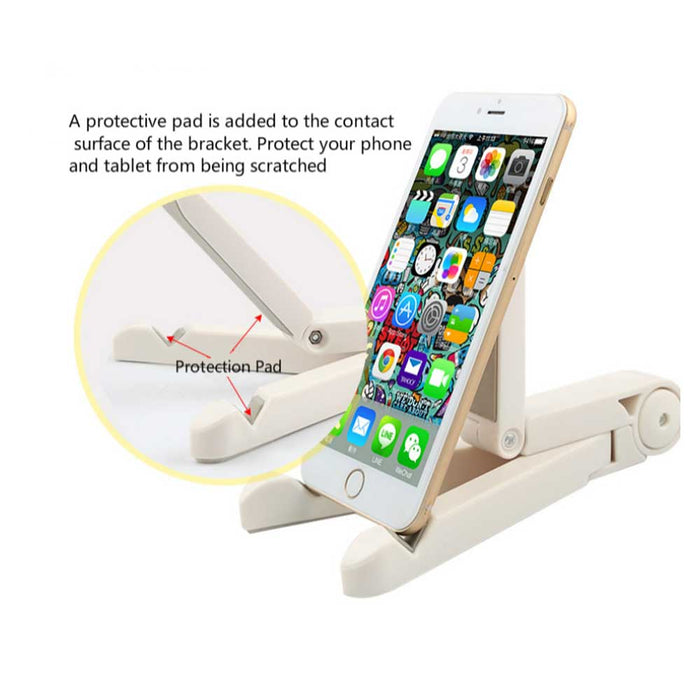 Foldable Phone Tablet Stand Holder