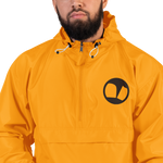 ai logo Embroidered Champion Packable Jacket