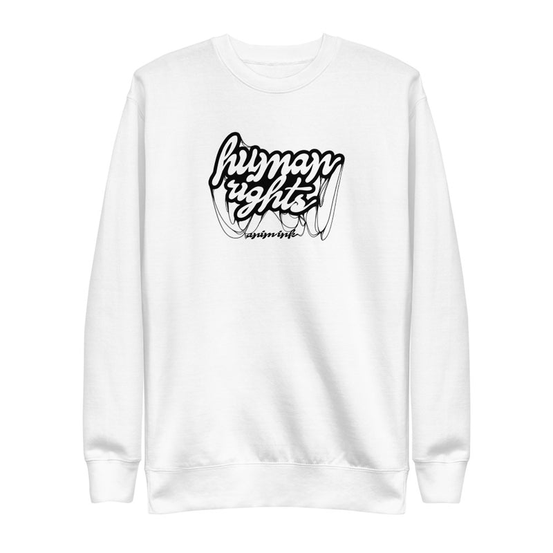 Fleece Pullover - Humanrights20