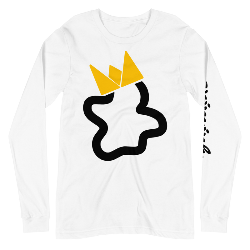 Animan is King Long sleeve.
