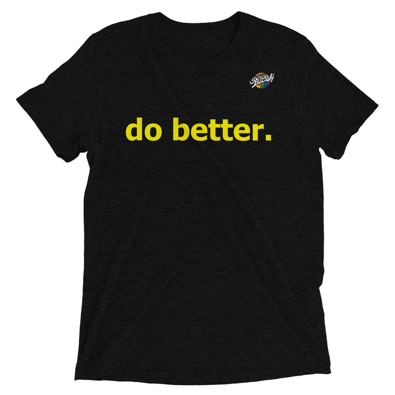 do_better. Yellow