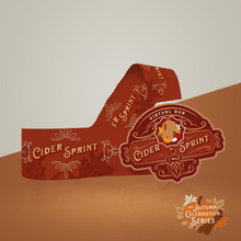 Autumn Celebration Series: Cider Sprint 1 Mile Entry + Medal