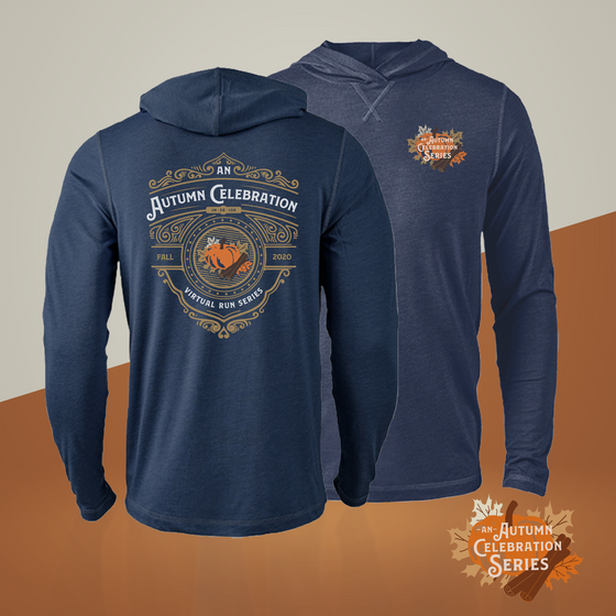 Autumn Celebration Series: 3 Event Package - 3 Medals + 3 Entries + 1 Hoodie