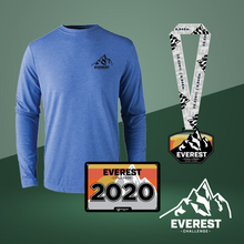 Everest Challenge - Entry + Shirt + Medal