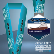 The Great Lakes Challenge: Lake Superior Entry + Medal