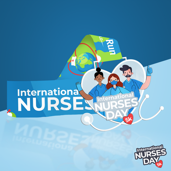 International Nurses Day 5K - Entry + Medal