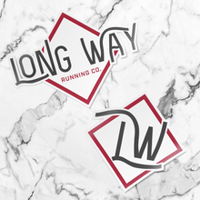 Long Way Sticker Pack - Sticker Only