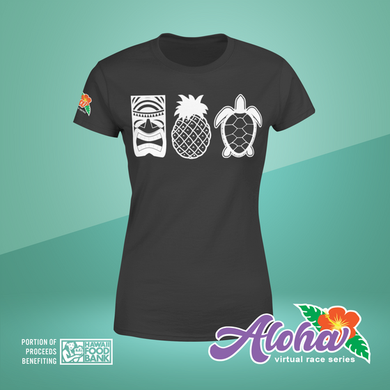 Aloha Series: 3 Event Package - 3 Medals + 3 Entries + 1 Shirt