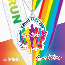 Pride Run 5K 2020: Medal + Entry Only