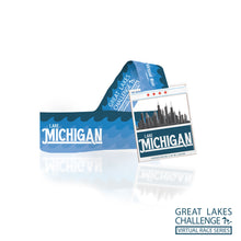 Season II: The Great Lakes Challenge: Lake Michigan Entry + Medal