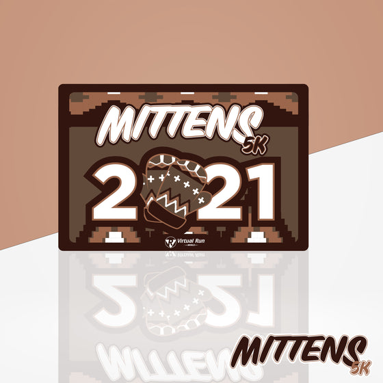 Mittens 5k - Entry + Digital Bib