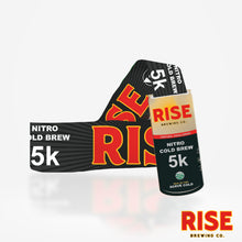 RISE Nitro Cold Brew 5k - Entry + Medal