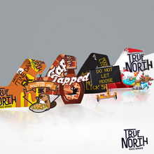 Complete True North Series Package - 4 entries + 4 race medals