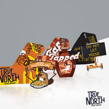 True North Series Package - 3 entries + 3 race medals