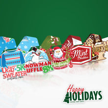 Merry Miles Holiday Package - 5 races medals