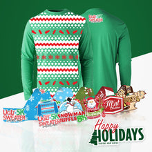 Merry Miles Holiday Package - 5 race medals + crewneck