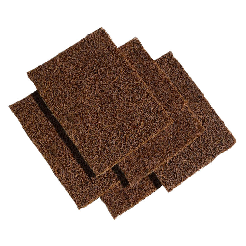 Coconut Kitchen Scourers Pack of 5