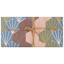 Load image into Gallery viewer, Deco Shell Gift Wrap