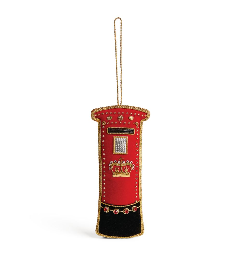 Postbox Tree Decoration