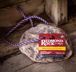 Redmond Rock on a Rope (3-5 lb)