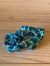 Load image into Gallery viewer, Mermaid Scale Swim Scrunchies