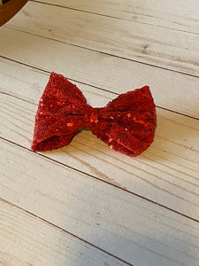 5 inch Sequin Bows