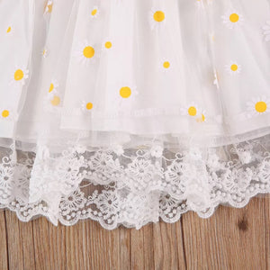 Lace Daisy Dress