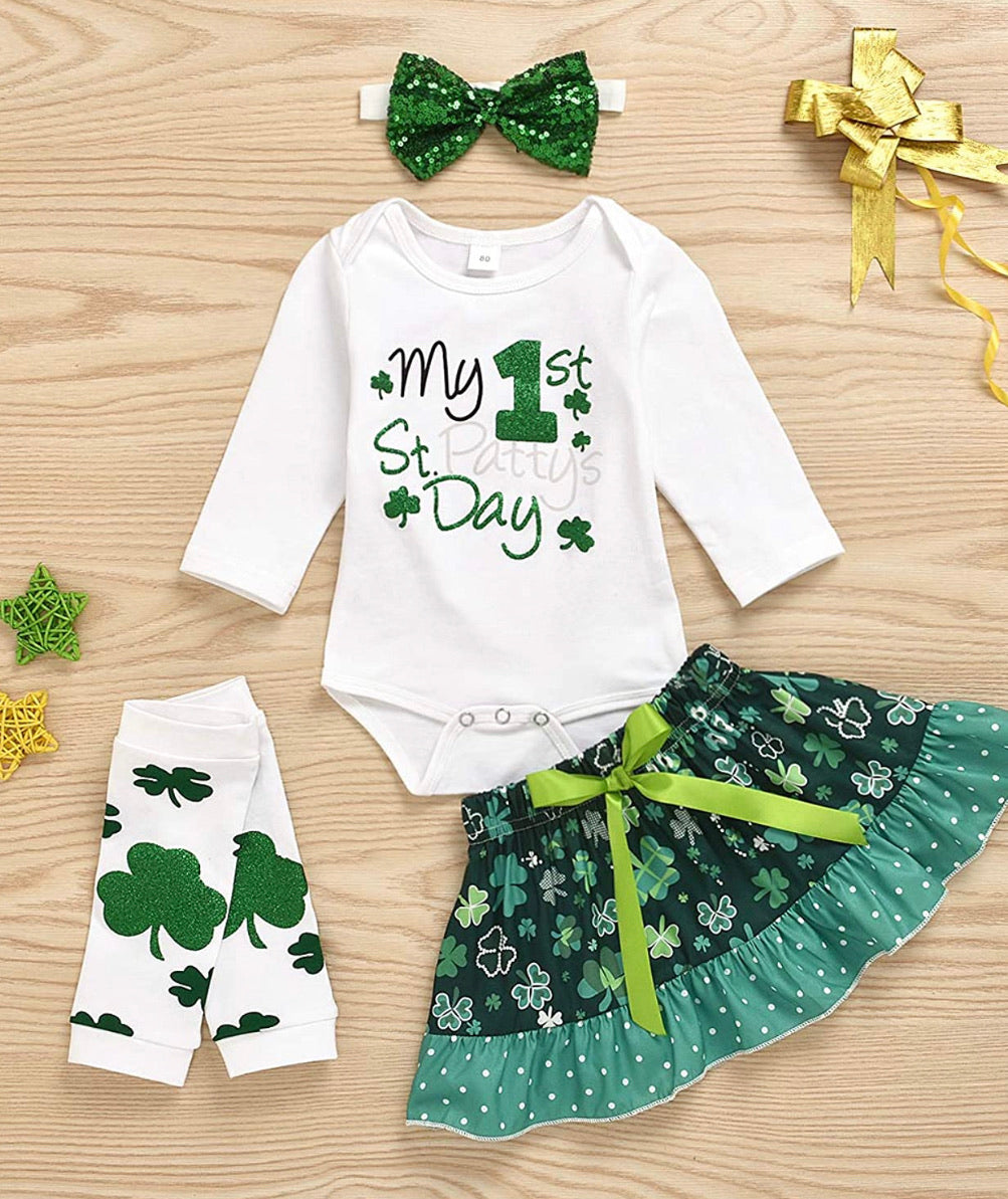 1st St. Patty's Day Outfit