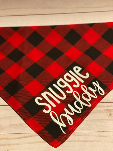 Snuggle Buddy Dog Bandana