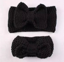 Load image into Gallery viewer, Mommy and Me Headband Ear Warmers