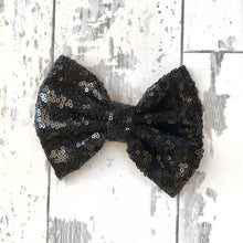 Load image into Gallery viewer, 5 inch Sequin Bows
